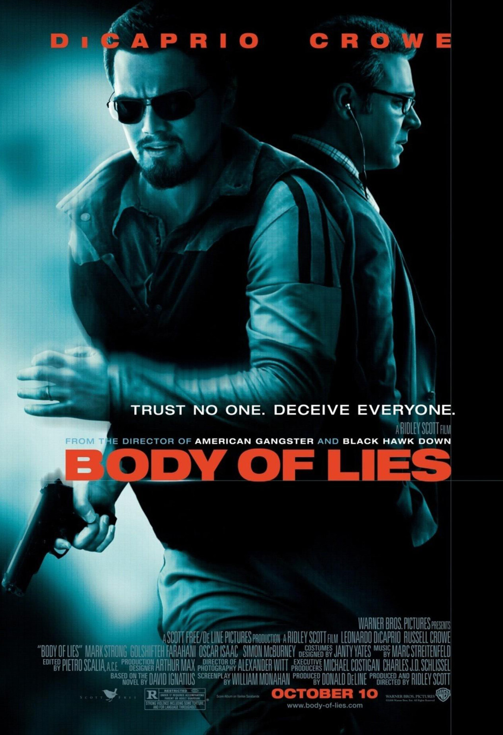 Marc Streitenfeld Body of Lies