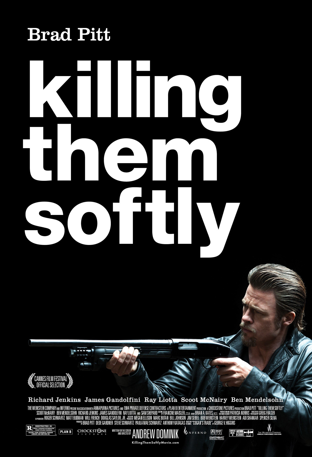 Marc Streitenfeld Killing Them Softly